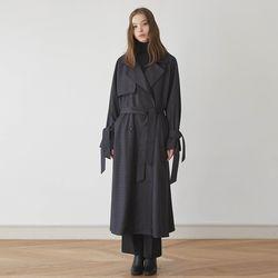2018 NEW trench coat 프렌치 체크 트렌치코트