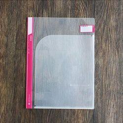 1500 A4 투포켓화일 (핑크마이비즈)