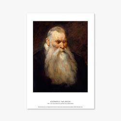 Old Man with a White Beard - 안소니 반 다이크 017