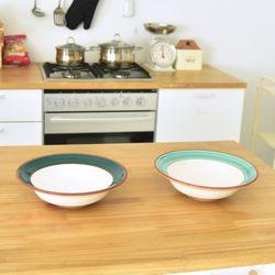 컬러 파스타 접시 [2color]