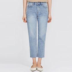 front slim washing denim pants (s m l)