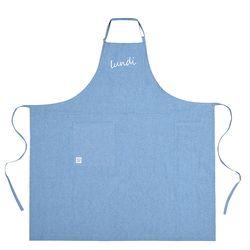 Lundi(Monday)  Light blue [ARC1369]