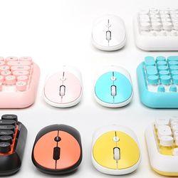 [샘플세일] SOFT 버블 키보드 마우스 SET
