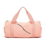 WORK IT OUT GYM BAG-gonna happen for you