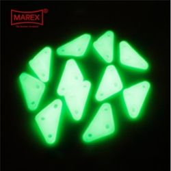 [마렉스]반딧불 야광 삼각 스토퍼 (12PCS)