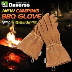[데버스]NEW 캠핑 BBQ 글로브비비큐장갑캠핑장갑