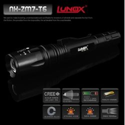 [루녹스]LX-ZM7-T6(1100루멘)캠핑낚시해루질