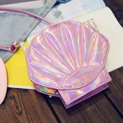 조개 크로스백 (shell cross bag)