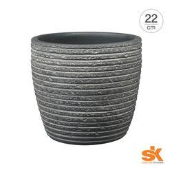S.K 독일 세라믹 인테리어화분 포르토 팟 22cm