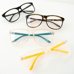 R8310 컬러팝 안경(케이스포함)