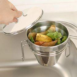 음식물 쓰레기 수거함