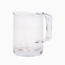 라이크잇 스탠드 양치컵 270ml 투명