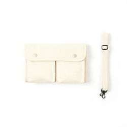 마지언타이틀 트리퍼백 Tripper bag (Ecru)