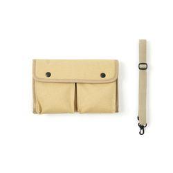 마지언타이틀 트리퍼백 Tripper bag (Tan)