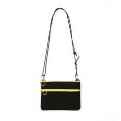 마지언타이틀 스트롤백 Stroll bag (Black)