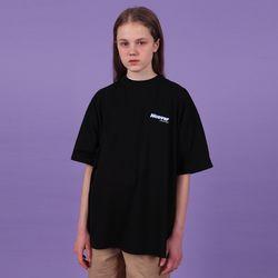 [N] Ncover signature logo tshirt-black