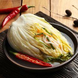 [HACCP인증]깊은맛이 일품인 백김치 1kg