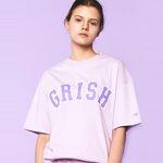 GRISH Signature t-shirts (LAVENDER)