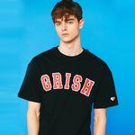 GRISH Signature t-shirts (BLACK)