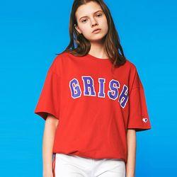 GRISH Signature t-shirts (RED)