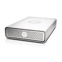 지테크놀로지 G-DRIVE USB 3.5형 외장하드 G1 6TB