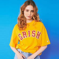 GRISH Signature t-shirts (YELLOW)