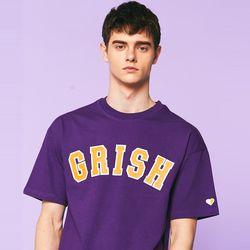GRISH Signature t-shirts (VIOLET)