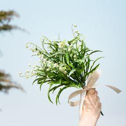 은방울꽃 부케