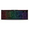 비프렌드 GK4 스펙트럼 RGB LED 팬터그래프 키보드