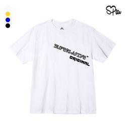 슈퍼레이티브 - ORIGINAL LINE 반팔티 - 4컬러