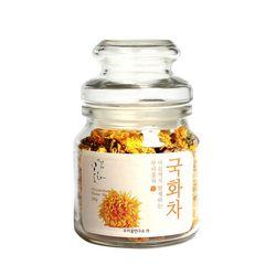 우리꽃연구소 국화꽃차 20g전통차잎차TEA