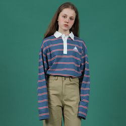 [N] Ncover stripe rugby-blue