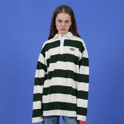 [N] Ncover stripe rugby-green