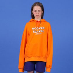 [N] Ncover travel hoodie-orange