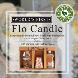 플로 오일(Flo Candle Oil) 200ml GIFT SET