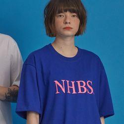 NBS011 NHBS 반팔 - 블루