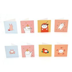 히사시부리냥 카드