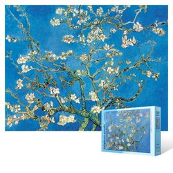 150피스 직소퍼즐  꽃이 핀 아몬드 나무2
