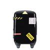 컨테이너PC 하드 여행가방 20인치 캐리어 블랙