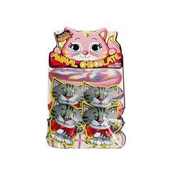 동물모양초콜릿패키지 (고양이)