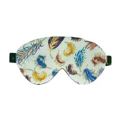 feather mint sleep mask
