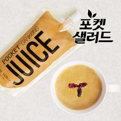 포켓샐러드 헤비주스 단호박+콩맛(1팩)