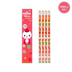 향기 솔솔 연필 (츄잉껌)