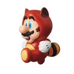 Raccoon Mario (Nintendo Series 1)