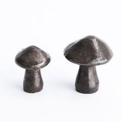 버섯 주물 가구손잡이 - 2size
