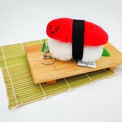 히사시부리냥 명란초밥 가방고리