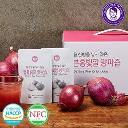 김재식 착즙 분홍빛깔양파즙 30팩 1박스