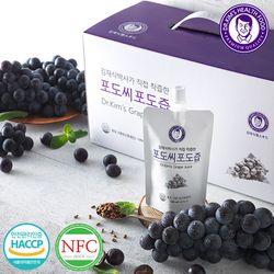 김재식 포도씨포도즙 30팩 1박스