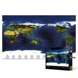 1000피스 직소퍼즐  위성에서 바라본 지구