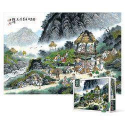 108피스 직소퍼즐  원두막 풍경 (미니)